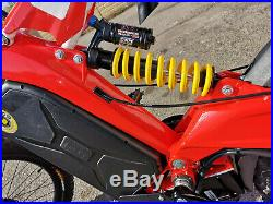 Bultaco Brinco R Electric Mountain Bike Off Road Down Hill Jump Motocross MX