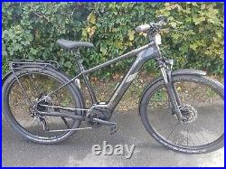 Cannondale Tesoro neo Electric Bike Bosch Motor Size Medium black