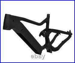 Carbon Ebike Frame Electric Bicycle Fat BAFANG motor battery 26er Suspension 18