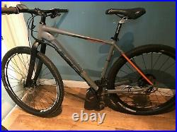 Cube Bafang Ebike Electric Mountain Bike New Motor And Parts Used Frame