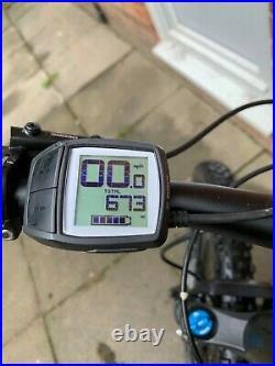 Cube Reaction EXC 500 Electric Mountain Bike eMTB Shimano XT Fox 34 Bosch motor