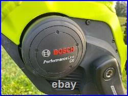 Diamondback Electric Mountain Bike with Bosch CX Motor V LOW MILES