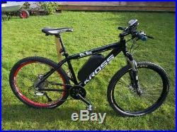 Downtube 48V 52V 13Ah Ebike Li-ion Electric Bicycle Battery for 750W 1000W Motor