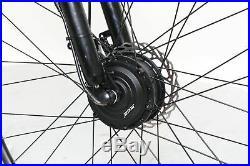 EBike Commute Electric Folding Bike 700c Wheel 36v Electric Bike