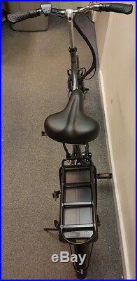 EBike Mantra 24v Electric Bike 20 Grey MANUFACTURER REFURBISHED