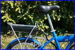 EBike Qdos 24v Folding Electric Bike 20 Blue BRAND NEW