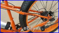 ELECTRIC BIKE with BIG FAT TYRES. 36V Battery Powerful 350W MOTOR. ALARM FITTED