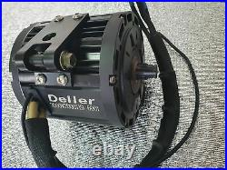 E-bike Mid Drive Motor Electric Motocycle Deller QS 138A 3000W
