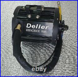 E-bike Mid Drive Motor Electric Motorcycle Deller QS 138A 4000W