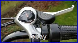 E-bike, city bike, Electric bike, 26in 300W motor with throttle twist grip