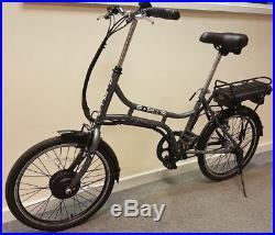 Ebike Mantra Electric Bike Metallic Grey Bike MANUFACTURER REFURBISHED