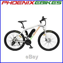 Eco Safari Electric Mountain Bike -E Bike Pedal Assistance LCD Display B100