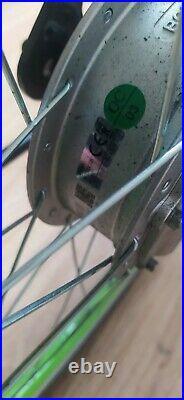 Electric Bicycle E Bike 18 Inch Frame 26 Wheels Bafang Rear 250W Motor Throttle