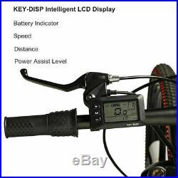 Electric Bicycle Motor Conversion Mid-Drive Kit e Bike 36V 350W Refit DIY Kit