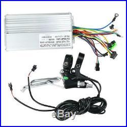 Electric Bike 36/48V 500/1000W Hub Motor Conversion Kit 26'' Wheel E-bike Parts