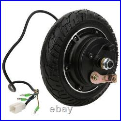 Electric Bike Brushless Gearless Motor Wheel 8 E-scooter Engine Motor DIY Kit