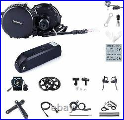 Electric Bike Central Engine 48V750W BAFANG BBS02BMid Drive Motor Conversion Kit