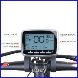 Electric Bike Conversion Kit Tongsheng TSDZ2 48V 500W Torque Mid Drive Motor