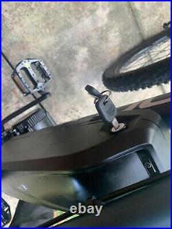 Electric Bike Ebike Carrera Vengeance Bafang 48v 750 Watt Motor 12.5ah Battery