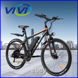 Electric Bike Electric Bicycle Mountain Bike 26 Inch E-bike 350w Power Motor 36v