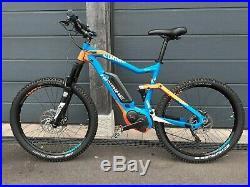Electric Bike Haibike Allmtn RC XDURO 50cm Frame Bosch motor light road use