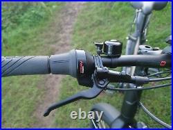 Electric Bike eBike Bosch Performance Motor 500Ah Battery mid drive