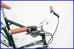 Electric Bike eBike Kit Donor Bicycle Front Hub Motor 250W 7 Speed Shimano