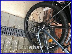 Electric Bike refurbished Wisper frame. New motor, new battery