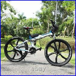 Electric Bikes 26'' Mountain Bike E-Citybike Ebike Bicycle 30km/h 36V 250W Motor