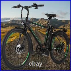 Electric Bikes 26 inch Mountain Bikes Ebike 25km/h E-Citybike 36V Bicycle Unisex