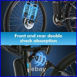 Electric Bikes Electric Mountain Bike 26 inch Folding EBike High Motor City Bike