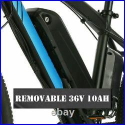 Electric Bikes Electric Mountain Bike 27.5 E-Bike City Bicycle Cycling 250W 36V