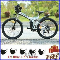 Electric Bikes Mountain Bike 26 Ebike Bicycle 350W City-Bicycle Cycling Motor