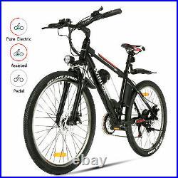 Electric Bikes Mountain Bike Ebike 26E-BIKE City Bicycle 350W Motor 35km/h UK