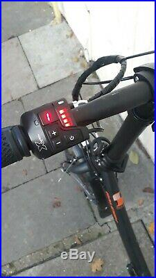 Electric Folding Bike Raleigh STOW-E-WAY, in excellent condition