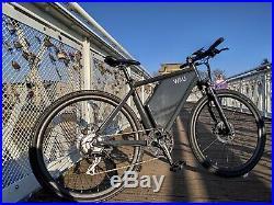 Electric Mountain Bike E-Bike 250W Motor 882Wh Lithium Battery Shimano Rear