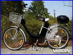 Electric Step Through Bicycle 12ah Battery 250w Motor UK Road Legal Ebike