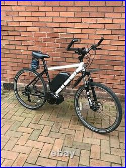 Electric bike Smith and Wesson powered by Bafang 1000w motor