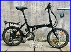 Electric bike folding frame A2B Kuo