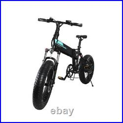 FIIDO M1 Pro Folding Electric Bike 20 Inch Fat Tires 500W Motor 40Km/h withBattery
