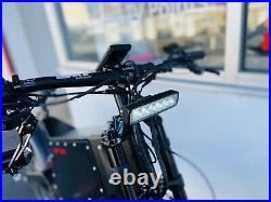 Fast Ebike Electric Bike Stealth Bomber EV Spark Frame QS205 Motor E-bike