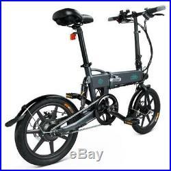 Folding Electric Bike, 3 Riding Modes, e-bike 250W Motor 40KM range