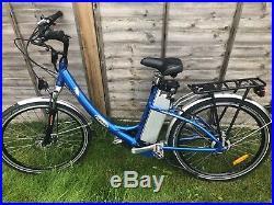 Freego electric bike ebike bicycle 36v 250w motor unisex frame