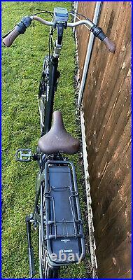 Gazelle Arroyo C7+ Dutch city electric unisex Bike BOSCH Middle Motor 49 Cm