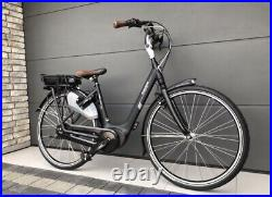 Gazelle Grenoble C7+ Hybrid Dutch Electric Bike, Bosch Mid-drive Motor Sale