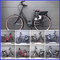 Gazelle Hybrid Dutch Electric Bike, Bosch Mid-drive Motor Sale