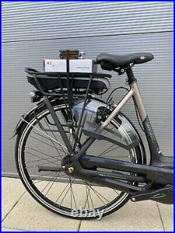 Gazelle Orange C7 Plus Dutch city electric unisex Bike BOSCH Active Motor 53 Cm