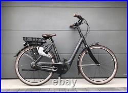 Gazelle Orange C8 Hybrid Dutch Electric Bike, Bosch Mid-drive Motor