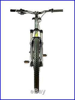 Gtech eScent 650b Electric Mountain Bike 10 Gear MTB Bicycle 27.5 Wheel 36V