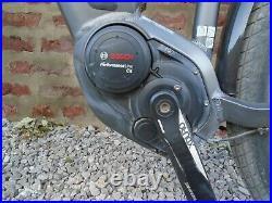 HAIBIKE X DURO CROSS 4 ELECTRIC BIKE 250WATT MOTOR, 500WithH BATTERY